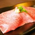 料理メニュー写真肉寿司 大判