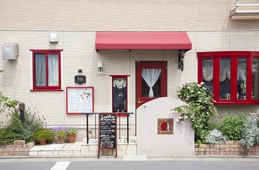 Cafe Angeの雰囲気1
