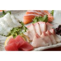 新鮮な海鮮をお楽しみください。