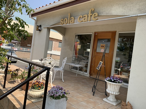 sola cafe ソラカフェ
