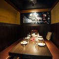 野菜巻き串と肉料理の店 まんさん ManSun 池袋西口の雰囲気1
