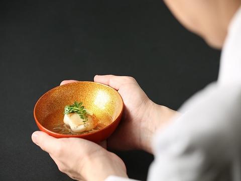 【100食限定】旬の食材をお手軽に...「嵯峨野御膳」/嬉しい食後のコーヒー付