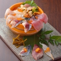 料理メニュー写真海鮮こぼれ寿司