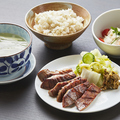 料理メニュー写真【定食】牛タン定食(塩)