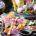 料理メニュー写真イベリコ豚セクレトステーキ