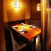 個室でゆったり女子会☆隠れ家のようなお席でまわりを気にせずお楽しみ頂けます。