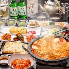 韓韓市場 品川店のコース写真