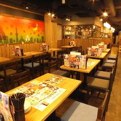 三代目鳥メロ JR和歌山駅前店の雰囲気2