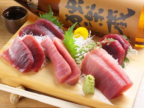 和食 天然物のマグロを心ゆくまで楽しめる「まぐろ専科 もとみや」