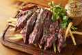料理メニュー写真《BEEF》牛ハラミ肉(180g)
