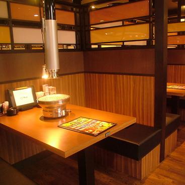 じゅうじゅうカルビ 草加松原店の雰囲気1