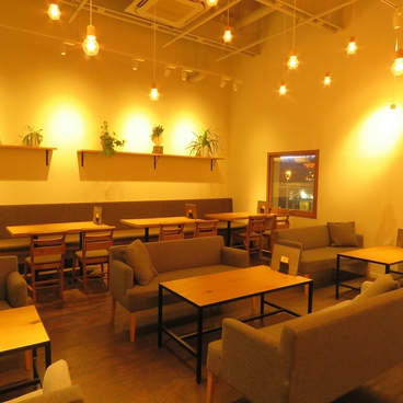 ノイモンドオーガニックカフェの雰囲気1