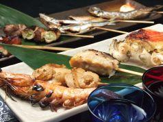 魚串炙縁の写真