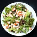 料理メニュー写真蟹づくしサラダ