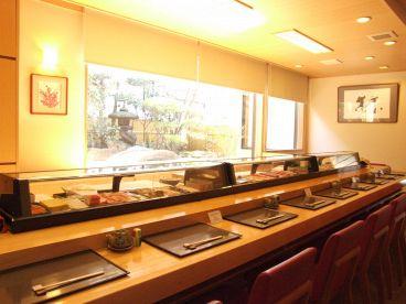 さくら通り 梅乃寿司の雰囲気1