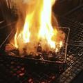 料理メニュー写真鹿児島県産 地鶏炭火焼き