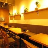 ノイモンドオーガニックカフェの雰囲気2