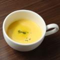 料理メニュー写真季節野菜のポタージュスープ