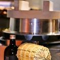 『糸魚川産コシヒカリ』ごはんは100%糸魚川産コシヒカリ!羽釜で炊き上げ、一粒一粒を堪能できる!