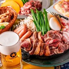 サッポロビール 川口ビール園 ビヤガーデンのおすすめ料理1