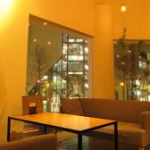 ノイモンドオーガニックカフェの雰囲気3