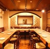 個室バル 4階のイタリアン 磨屋町の雰囲気3