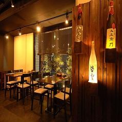地魚 貝 五島列島 日本酒 郷味 本店の雰囲気1