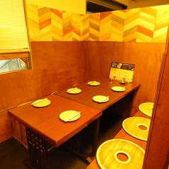 【テーブル6名】