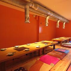 韓国料理 尹家の雰囲気1