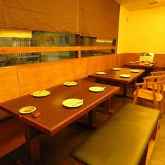 【テーブル4名】