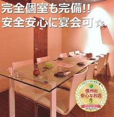 信州肉酒場 あぼんど 長野駅前店の雰囲気2