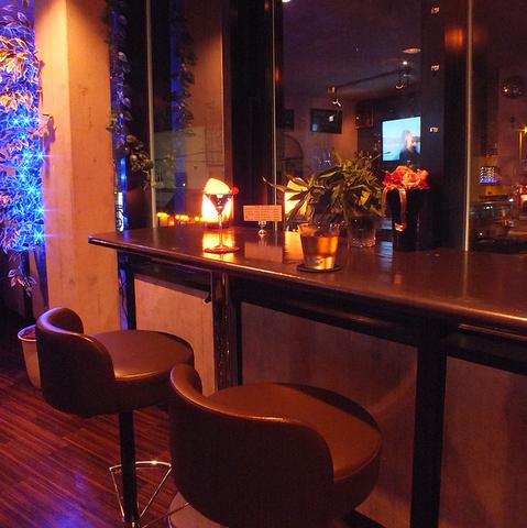 六本松のオシャレ隠れ家Bar『TEN'S BAR』オリジナルカクテルなどドリンクの種類が豊富
