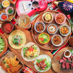 mexican kitchen ORALE! オラレのおすすめ料理1