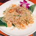 料理メニュー写真タイの屋台ヌードルーパッタイー