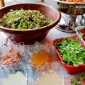 料理メニュー写真ル・シエルガーデン グリーンサラダ