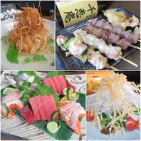 和風創作料理や海鮮料理もうまい!