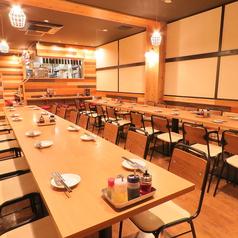 居酒屋 餃子&麦酒 タカさかば 大曽根の雰囲気1
