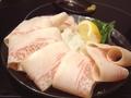 料理メニュー写真イベリコ豚トロハム
