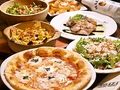 料理メニュー写真MOAZAの自家製PIZZA