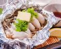 料理メニュー写真牡蠣のバターホイル焼き