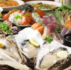 牡蠣貝鮮 かいり 渋谷店の特集写真