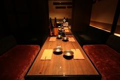 個室 北海道極食材 籠家 かごや 札幌駅南口本店の雰囲気1