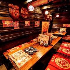 個室居酒屋 九州料理専門店 エビス 新宿西口店の雰囲気1