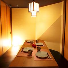 周りを気にせずお楽しみ頂ける完全個室ももちろん完備。ゆったりとお寛ぎ頂けます。また季節の食材をふんだんに使用したご宴会コースは3時間飲み放題付き3,000円~ご用意。立川/居酒屋/宴会