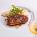 料理メニュー写真フランス産 フォアグラのソテー