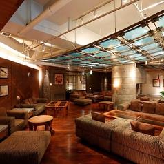 Lounge / 貸切パーティー可 ※通常利用もできます