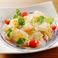料理メニュー写真【長崎県産】たこのガリシア風~焦がし醤油仕立て~/【直送鮮魚】真鯛の和風カルパッチョ