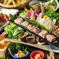 炭火やの宴会コースは地鶏の水炊き鍋+飲み放題付7品2999円~!!