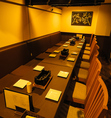 テーブルを繋げれば、15名様等もOK。歓迎会や、会社のお食事会にもお気軽にご利用ください