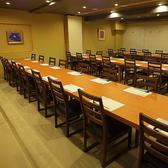 【月亭 別館】最大72名様で利用可能/テーブル個室